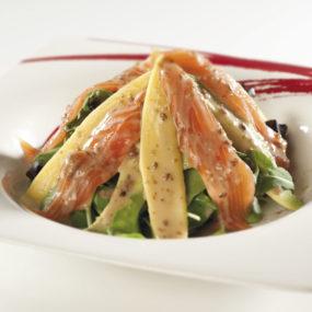 24 Goma salada