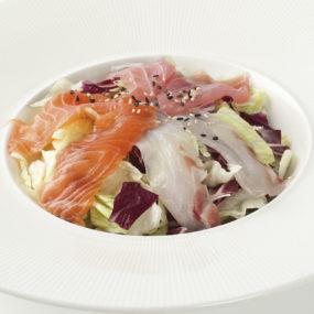 25 Kaisen salada