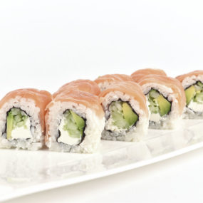 65 Salmon smoke roll
