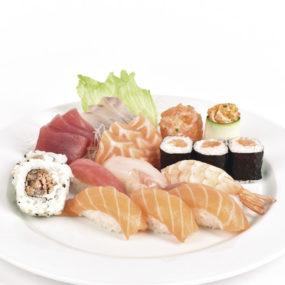 93 Sushi e Sashimi misto