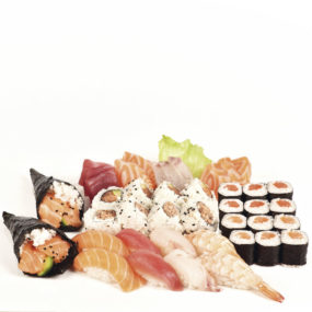 94 Sushi e Sashimi misto per 2