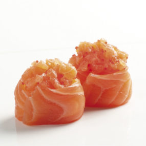 118 Gunkan spicy sake