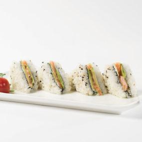 90 Tramezzini di sushi