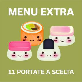 Menù Extra